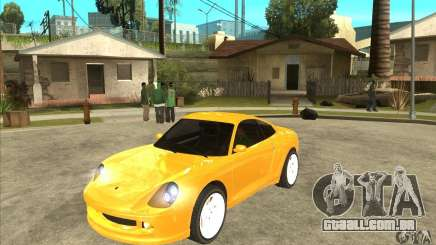 GTA IV Comet para GTA San Andreas