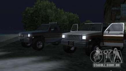 Fazendeiro de GTA 4 para GTA San Andreas