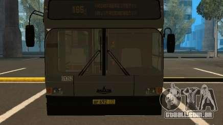 Maz 107.066 para GTA San Andreas