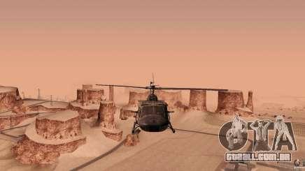 UH-1H para GTA San Andreas