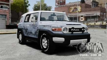 Toyota FJ Cruiser para GTA 4