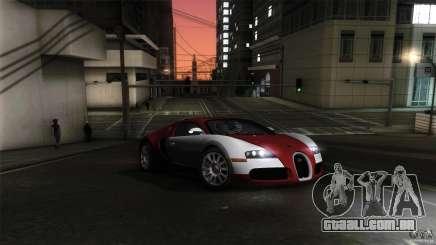 Bugatti Veyron 16.4 para GTA San Andreas