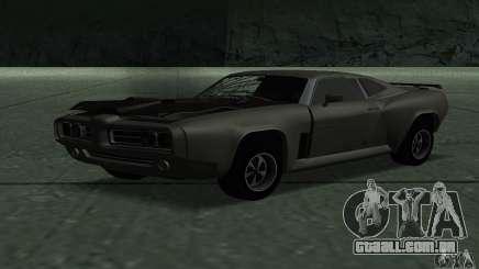 Caçador de cavalaria de Burnout Paradise para GTA San Andreas