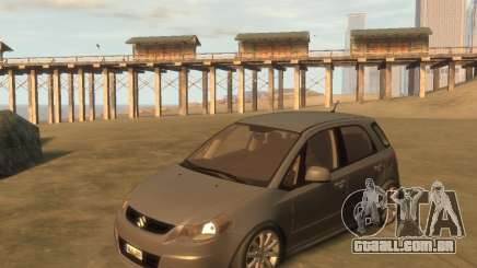 Suzuki SX4 Sport Back para GTA 4