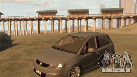 Suzuki SX4 Sport Back para GTA 4