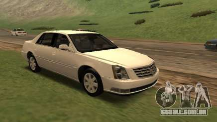 Cadillac DTS 2010 para GTA San Andreas