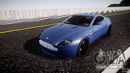 Aston Martin V8 Vantage V1.0 para GTA 4