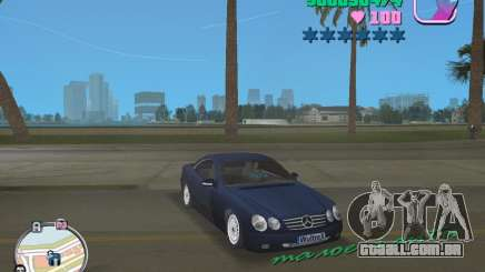 Mercedes-Benz E350 para GTA Vice City
