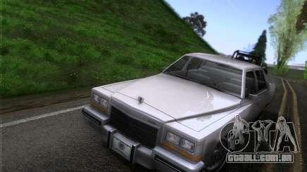 Cadillac Fleetwood Brougham 1985 para GTA San Andreas