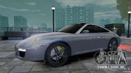 Porsche Targa 4S 2009 para GTA 4