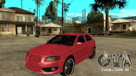 Audi S3 2006 Juiced 2 para GTA San Andreas