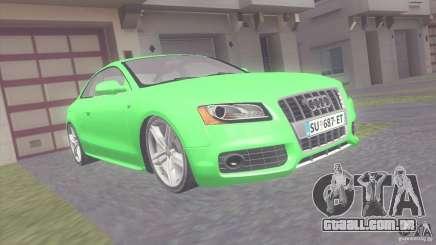 Audi S5 para GTA San Andreas