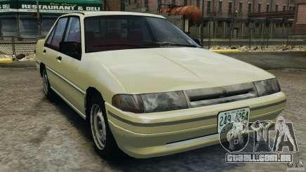 Mercury Tracer 1993 v1.1 para GTA 4