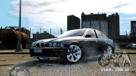 BMW 530I E39 [Final] para GTA 4