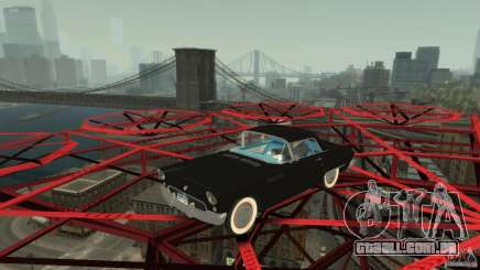 Smith Thunderbolt Mafia II para GTA 4