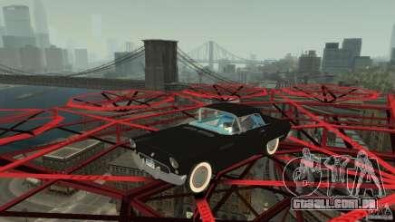 Smith Thunderbolt Mafia II para GTA 4