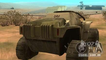 Ocelot UAZ-8 para GTA San Andreas
