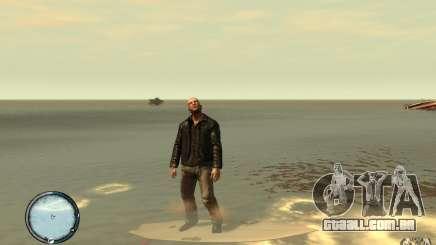 Prancha de surf para GTA 4