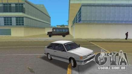 Lada Samara 3doors para GTA Vice City