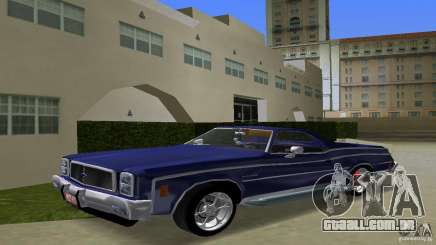 Chevrolet El Camino Idaho para GTA Vice City
