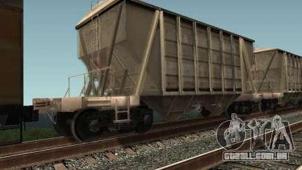 Tremonha de cimento para GTA San Andreas