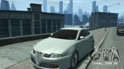 Alfa Romeo GT para GTA 4