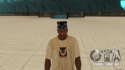 Vidro de bandana para GTA San Andreas