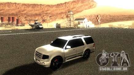 Ford Expedition 2008 para GTA San Andreas