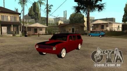 GAZ 24-12 para GTA San Andreas