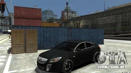 Opel Insignia OPC BETA para GTA 4