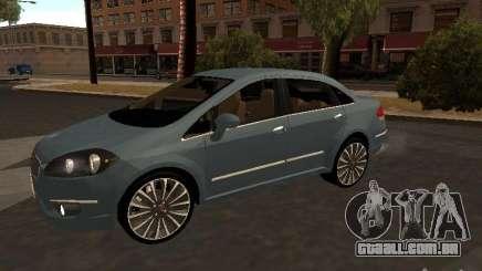 Fiat Linea T-jet para GTA San Andreas