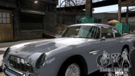 Aston Martin DB5 Vantage BETA para GTA 4