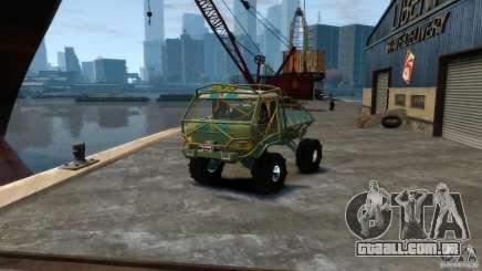 Protótipo de Golias UAZ para GTA 4