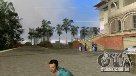 Superior Parque Nacional armas para GTA Vice City