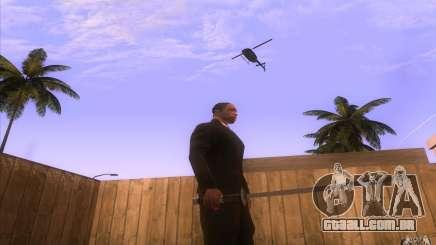 Katana para GTA San Andreas