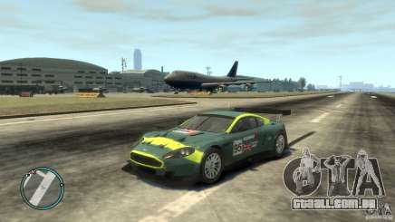 Aston Martin DBR9 para GTA 4