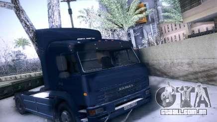 KAMAZ 5460 Sport para GTA San Andreas