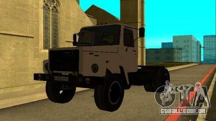 Trator de GAZ 3309 para GTA San Andreas