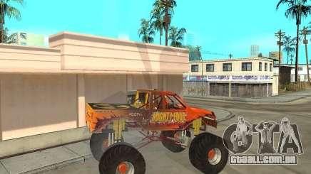 Mighty Foot para GTA San Andreas