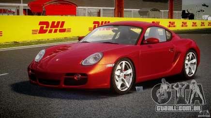 Porsche Cayman S v2 para GTA 4