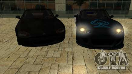 Mazda MX5 Miata para GTA San Andreas