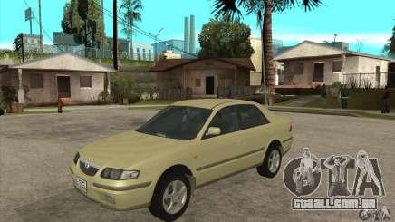 MAZDA 626 GF Sedan para GTA San Andreas