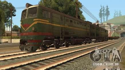 2te10l locomotiva diesel para GTA San Andreas