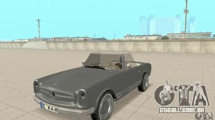 Mercedes-Benz 280SL (Matt) para GTA San Andreas