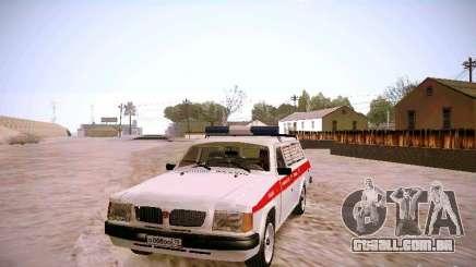 GÁS 310231 urgente para GTA San Andreas