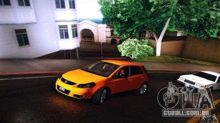 Suzuki SX4 Sportback Black 2011 para GTA San Andreas