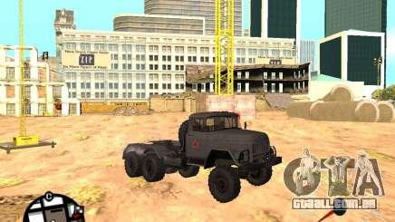 ZIL-131 em para GTA San Andreas