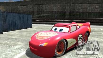 Lighting McQueen para GTA 4