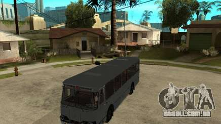 LIAZ 677 para GTA San Andreas