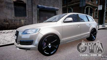 Audi Q7 LED Edit 2009 para GTA 4
